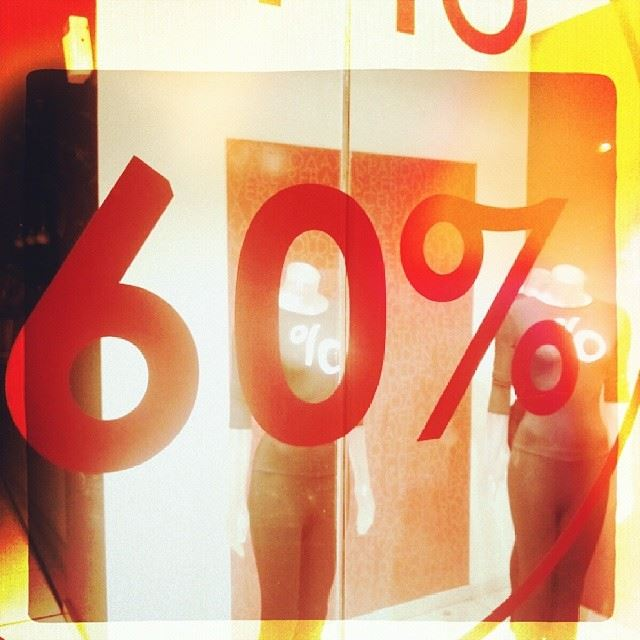 Save by spending !!! shopping consumerism advertising sales malls ...