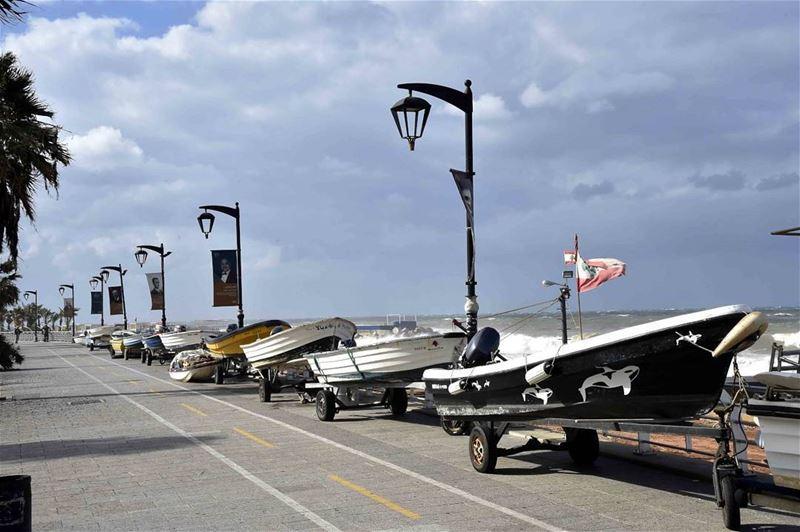 قوارب الروشة - بيروت Lebanon Beirut Raouche photo picoftheday sky ...