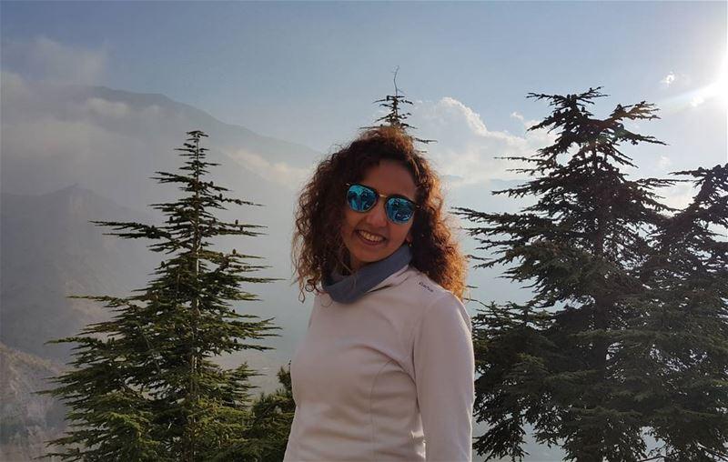 My life in one photo cedruslibani cedars northlebanon lebanon ...