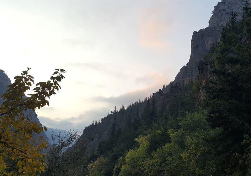 Middle East Switzerland Clone -Lebanon mylebanon sunset qannoubine ...