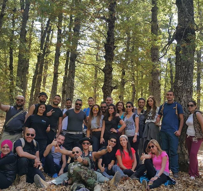 Friends Hikers Family Lebanon ...