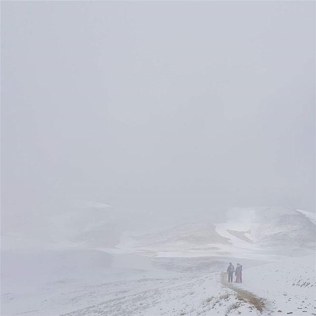 The walk naturelovers cold weather mountains northlebanon lebanon ...