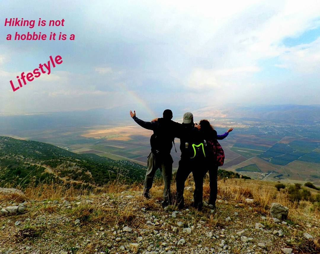 Hiking is not a hobbie, it is a lifestyle hikingtrails lebanon hiking ...
