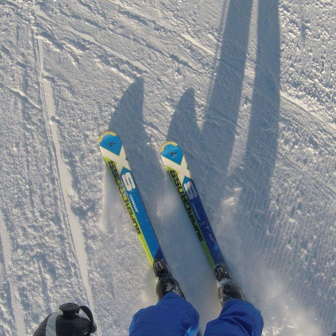 powder fresh snow white ski Kfardebian livelovekesserwan mzaar ...