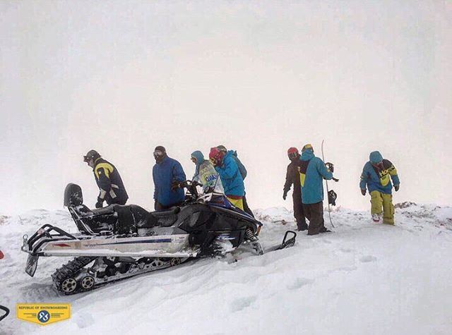 Heading up to explore and discover some new fresh backcountry tracks!!... (Kfardebian)