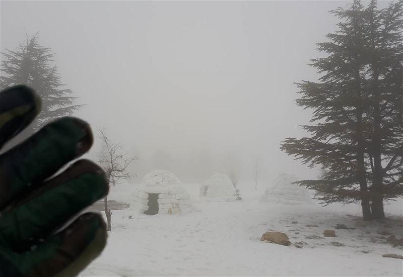 welcome snowhiking igloo mountains livelovebcharre livelovelebanon ...