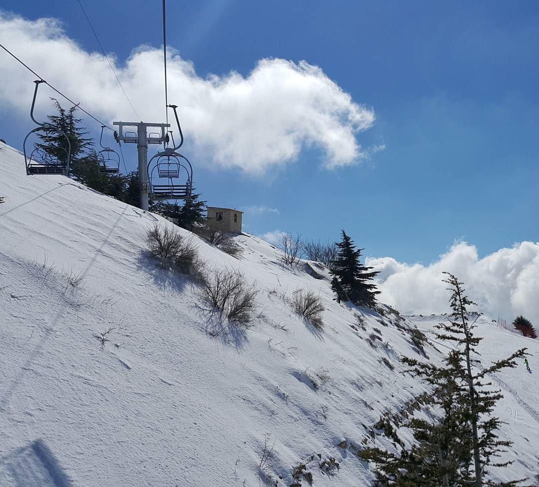 lift to heaven skilift lebanon laqlouq...