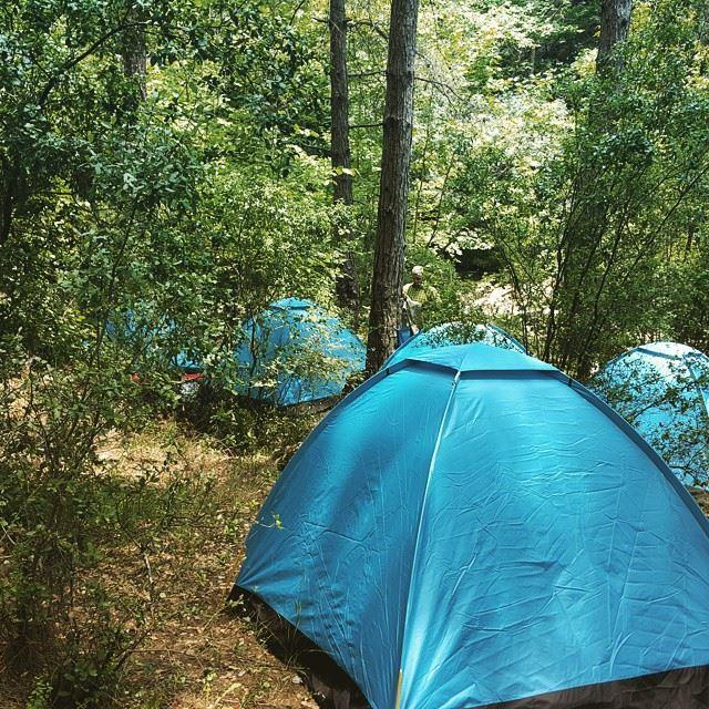 camping lebanon chouwen ...