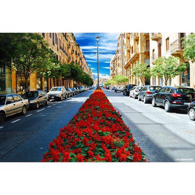 Beirut Downtown,