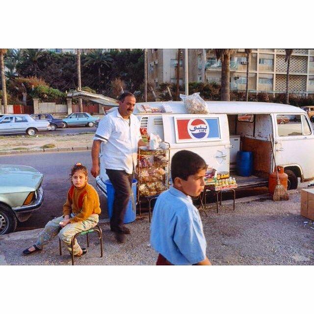 Beirut Ain Al Mrayseh in 1993 .