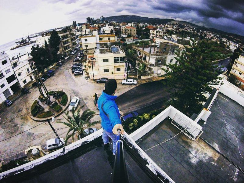 Home✨ lebanon mylebanon gopro chekka storm LiveLoveBeirut ... (Chekka)