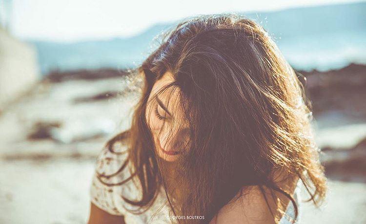 Where does the sunshine go? ✨ tb summertime lebanon mylebanon ... (Chekka Beach)