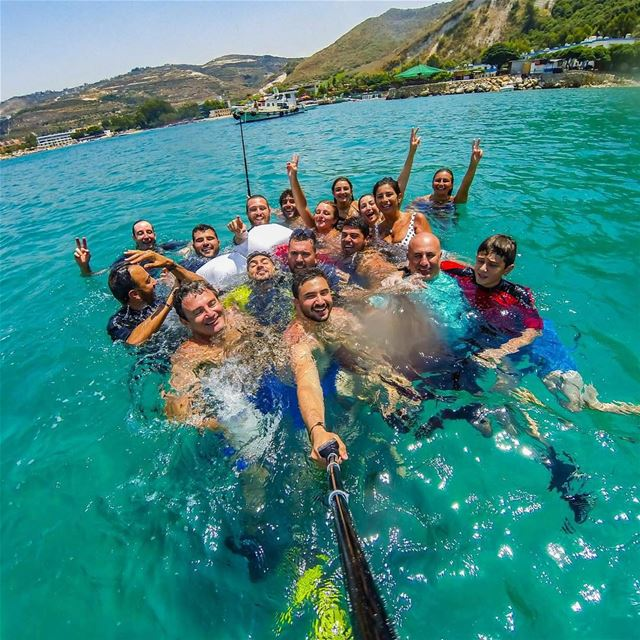 For the love of Summer. LiveLoveSports livelovebeirut livelovechekka ... (Chekka Jdîdé, Liban-Nord, Lebanon)