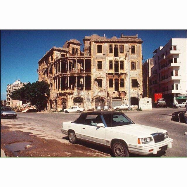 بيروت عام ١٩٩٦ ،