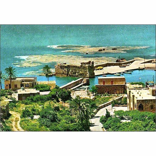 Byblos - 1950 .