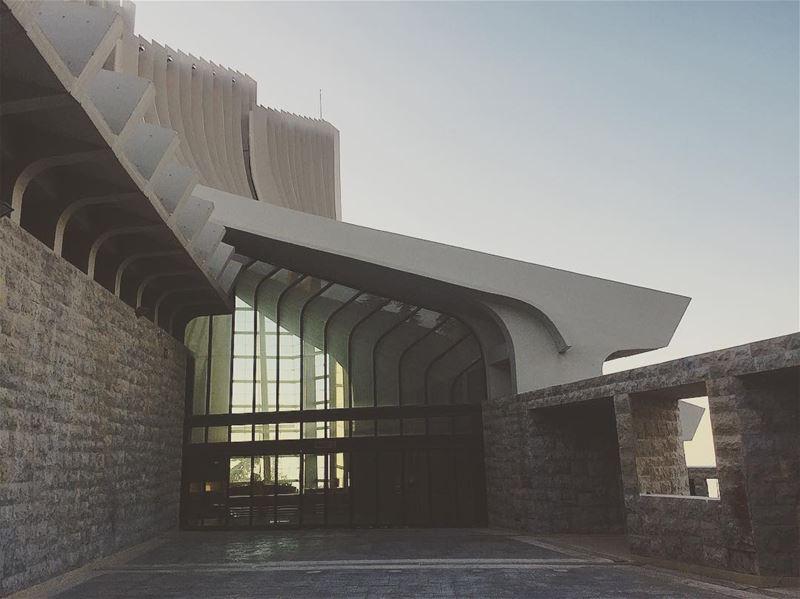 ourladyoflebanon lebanon livelovelebanon jounieh church architecture... (حريصا سيدة اللبنان)