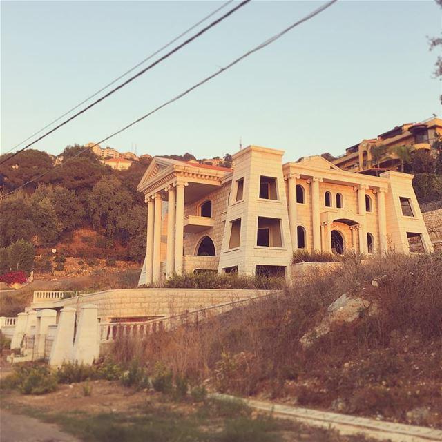 livelovelebanon lebanon lebnani moutains ainsaadeh town birthtown ... (Ain Saadeh)