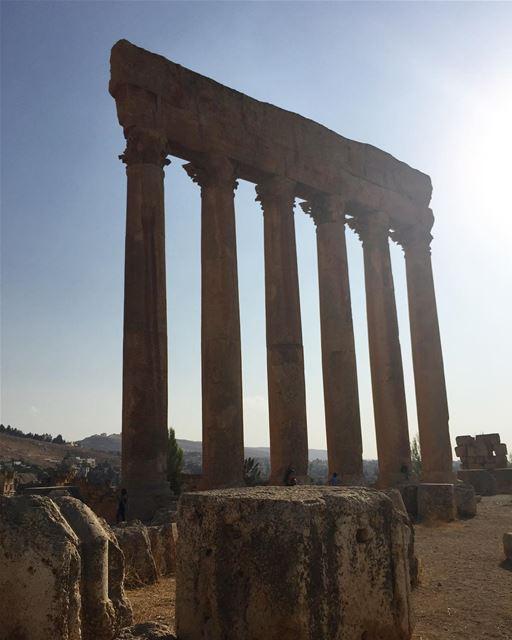 livelovelebanon lebanon cedarscountry bekaa baalbek temples ... (Baalbek , Roman Temple , Lebanon)