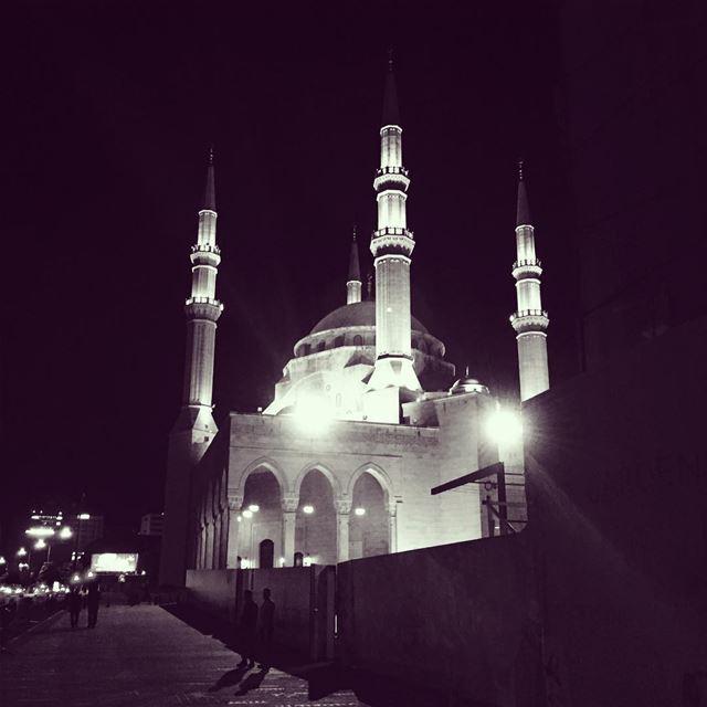 lebanon 🌲 lebnani beirut livelovelebanon mosquee 🕌 ... (Beirut City Lebanon)