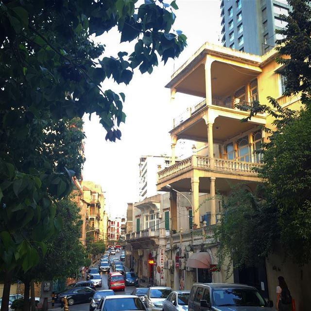 lebanon libnani livelovelebanon beirut ashrafieh achrafieh ... (Bab Sharki Le Jardin)