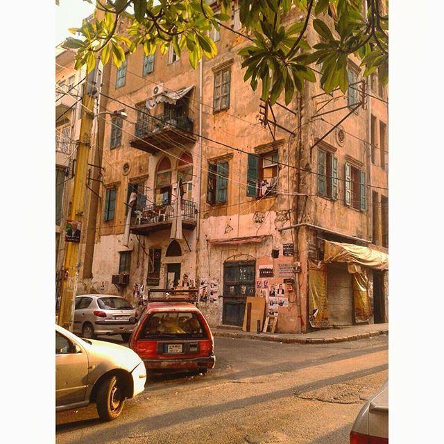 Beirut Old Building ,