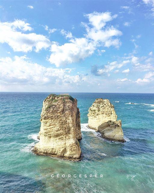 Good Day from Beirut 🇱🇧.... proudlylebanese beautifullebanon ... (Beirut, Lebanon)