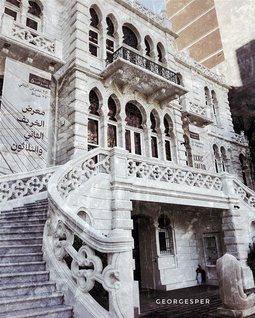 Nicolas Sursock Museum, Beirut 🇱🇧.... proudlylebanese ... (Sursock Museum)