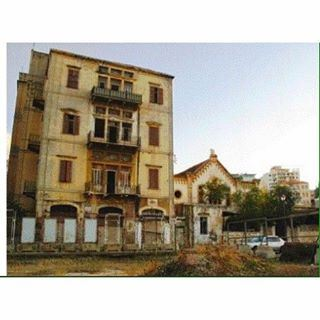 Magen Abraham Synagogue Beirut Wadi Abu Jmil in 1996 .