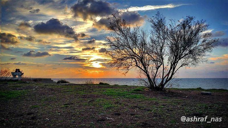 يا حبيبي، أيقظ الماضي شجونيحينما طافت رؤاه في خيالي...وتلفت لعيني ليقيني... (Tyre, Lebanon)