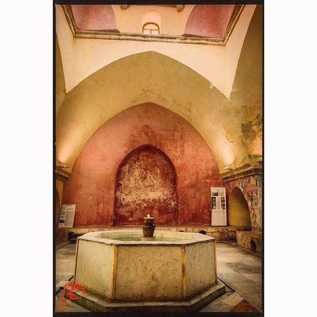 حمام عزالدين طرابلس ،