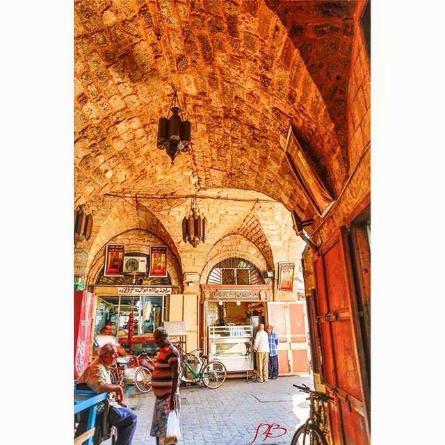 طرابلس سوق القديم ،