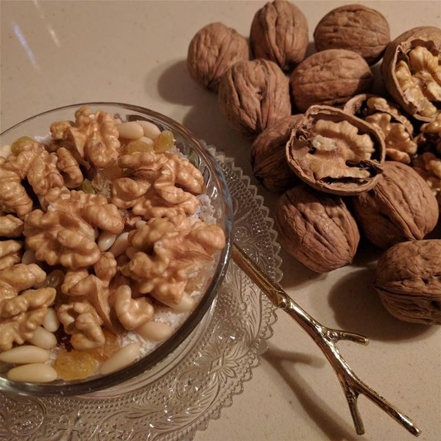 moghli walnut sweetlovers❤❤❤ lebanesesweet lebanesesweets sweet ...