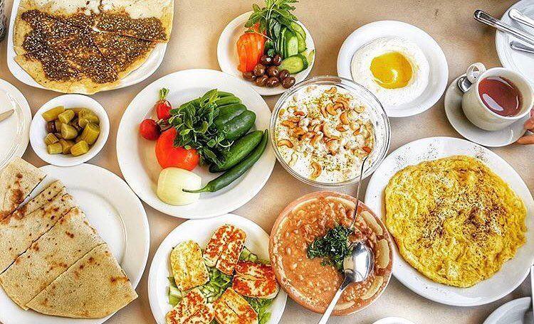 Yes3ed saba7kon 💎 lebanesebreakfast 🔝Credits: @rihabdjh...
