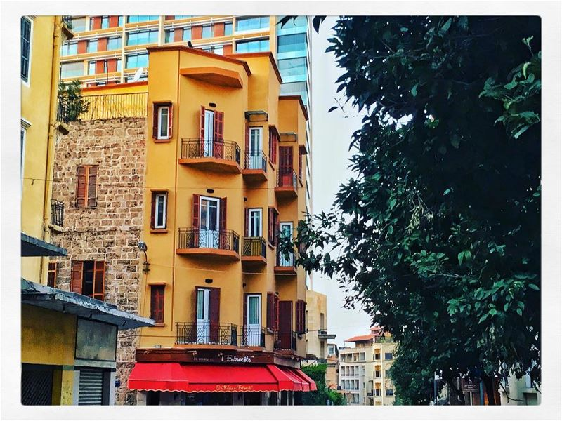 The colorful streets of ... (Beirut, Lebanon)