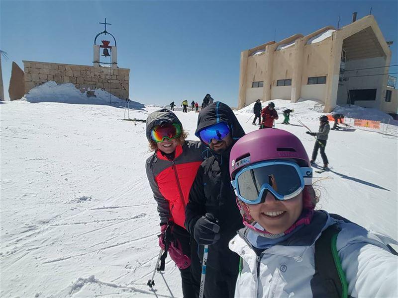 5 hours of ski are not enough! ski skiing skiislife mzaar white ...