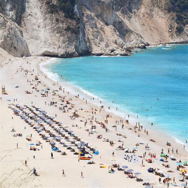 Good Morning Kefalonia 🏊🏼... wow_planet fantastic_earth ... (Myrtos Beach, Kefalonia)