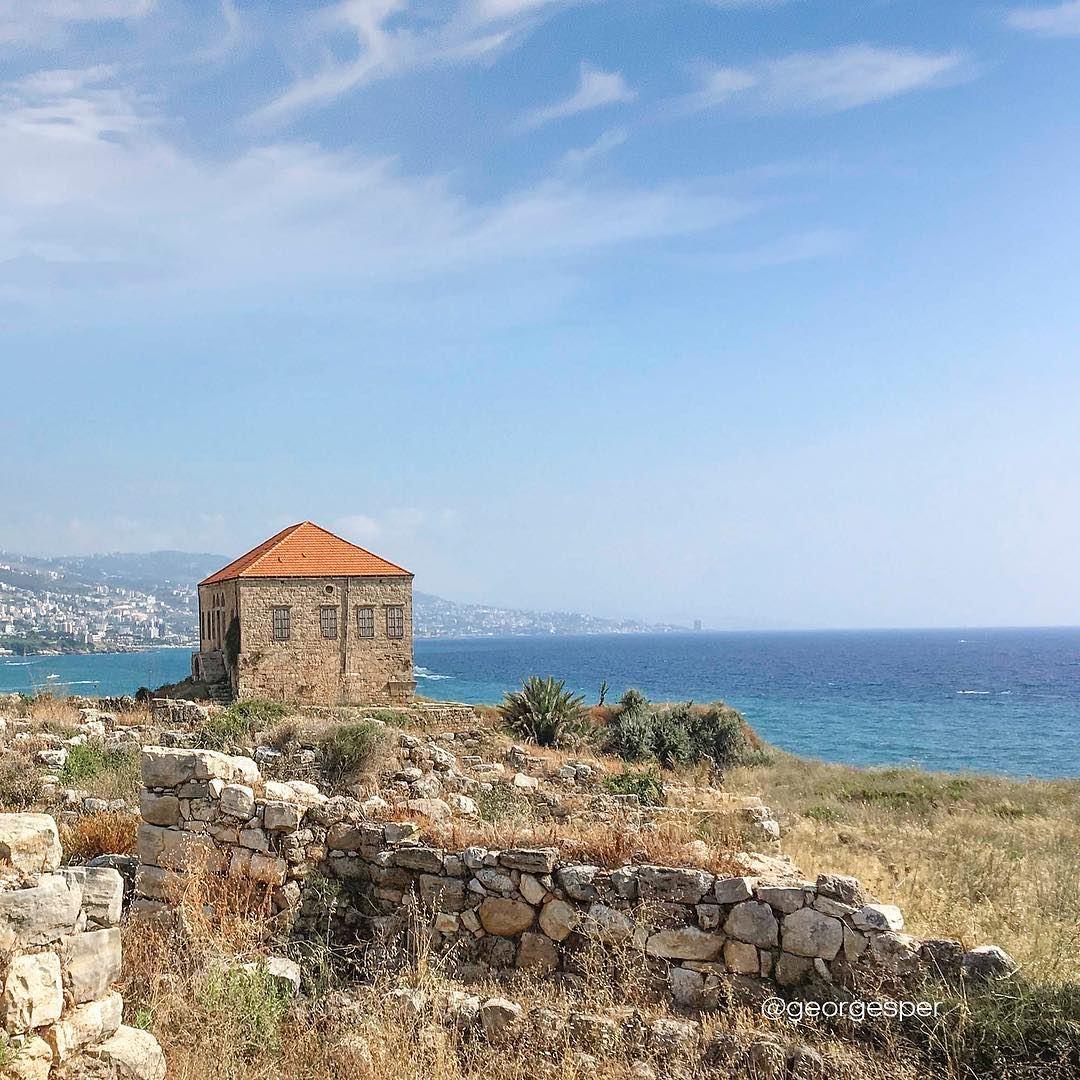 💙.... proudlylebanese beautifullebanon livelovebeirut ig_lebanon ... (Byblos, Lebanon)
