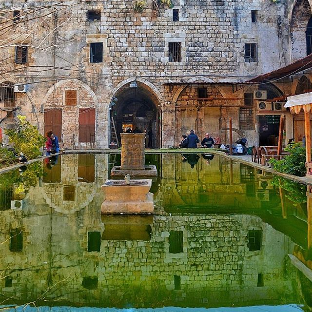 خان الصابون lebanon livelovelebanon lebanese لبنان livelovebeirut ... (Tripoli, Lebanon)