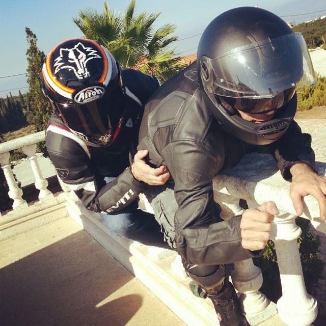 mvagusta motorcycle helmet lebanon oneofakind wicked me and roy ...