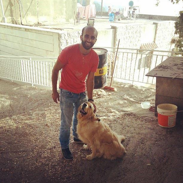 goldenretreiver dog freedom reflection freind nice me myself ...