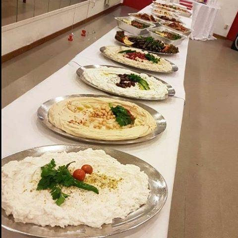 Libanesisk buffé | Vi erbjuder catering får både små och stora sällskap!...