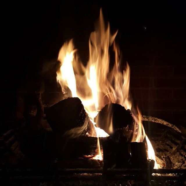 Cold spring nights be like ... homesweethome chimney lebanon achqout ...