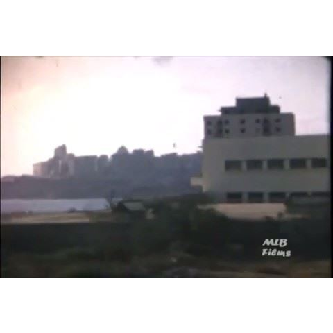 Beirut A Short Movie Made By Pan American World Airways .