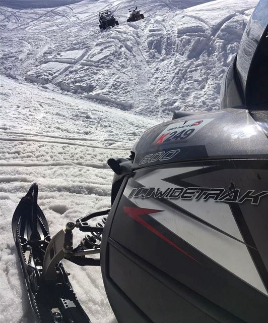 How's your weekend going ? polaris  fxr  polarisrider  polarislebanon ...