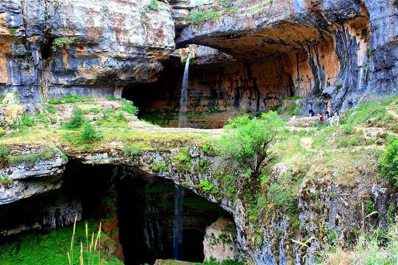 🏞🏞 sergesarkisphotography photography livelovelebanon lebanon ... (Tannourine - Balou' Balaa)