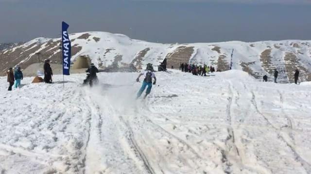 🙌 faraya farayalovers backflip sports961 whatsuplebanon ... (Faraya, Mont-Liban, Lebanon)