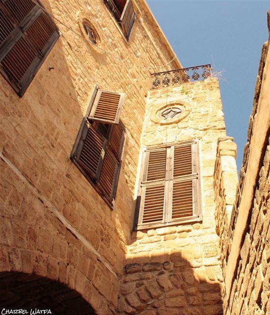 D'autres que moi écrivent comme ils parlent, moi j'écris comme je me tais - (Saïda, Al Janub, Lebanon)