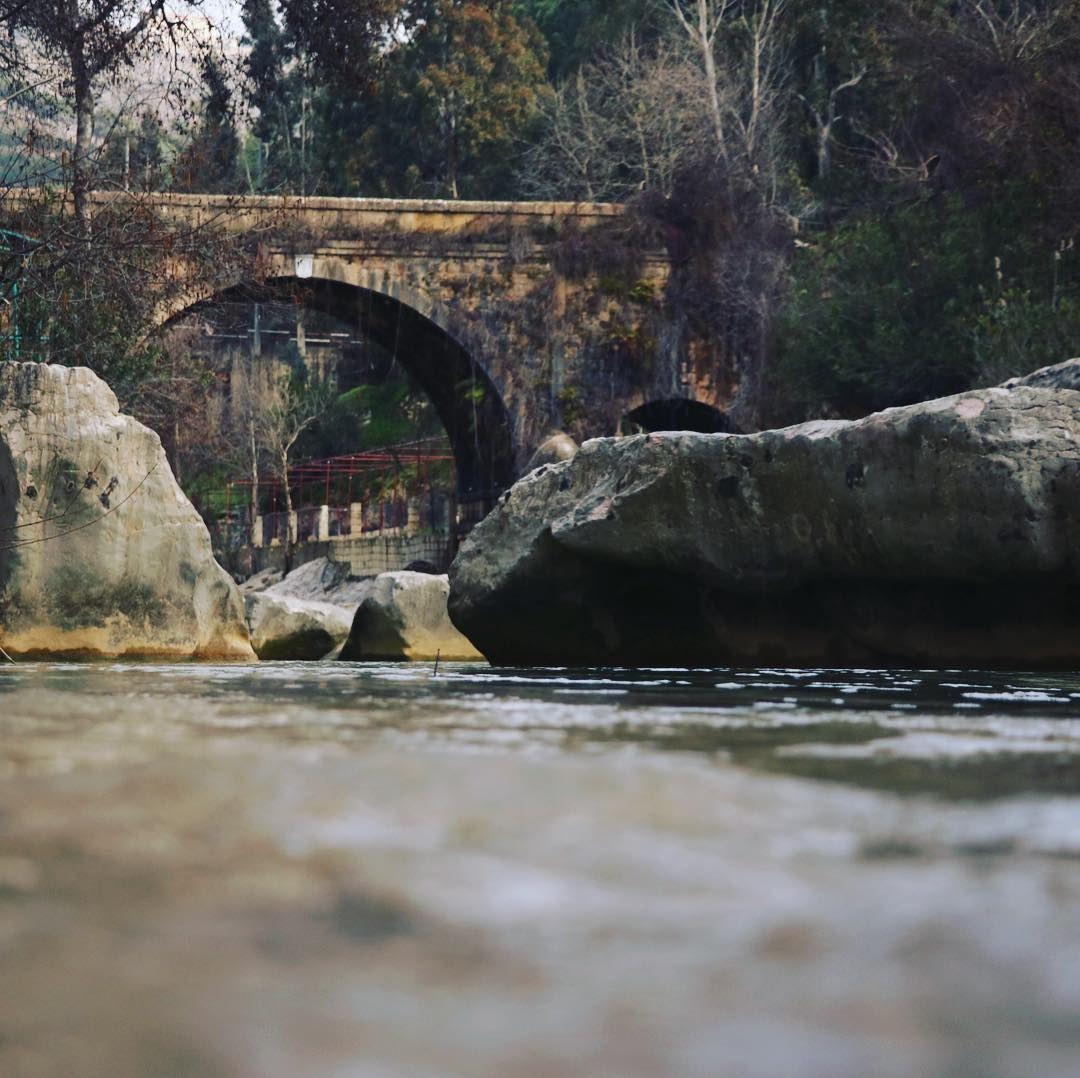 Build bridges everywhere. bridge heritage ancient Lebanon Liban ...