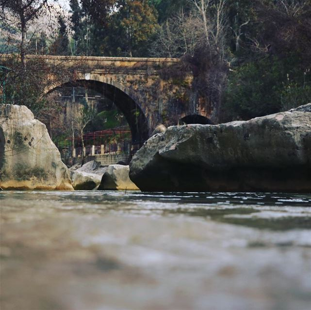 Build bridges everywhere. bridge heritage ancient Lebanon Liban ...