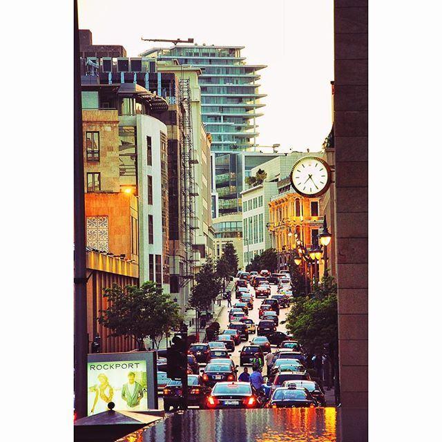 Beirut Weygand Street,